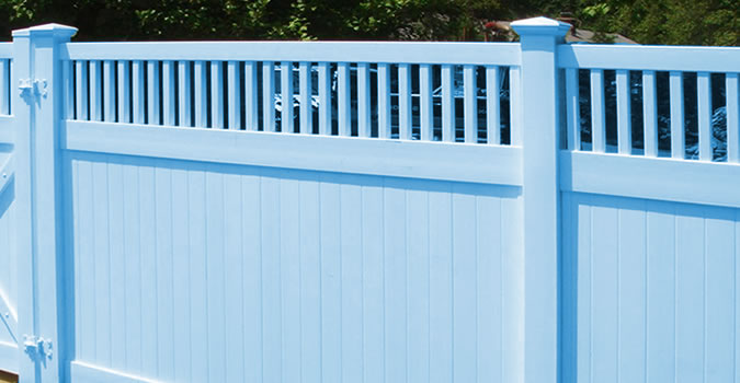 Painting on fences decks exterior painting in general Clearwater